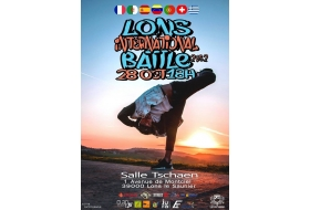 LONS INTERNATIONAL HIP-HOP BATTLE