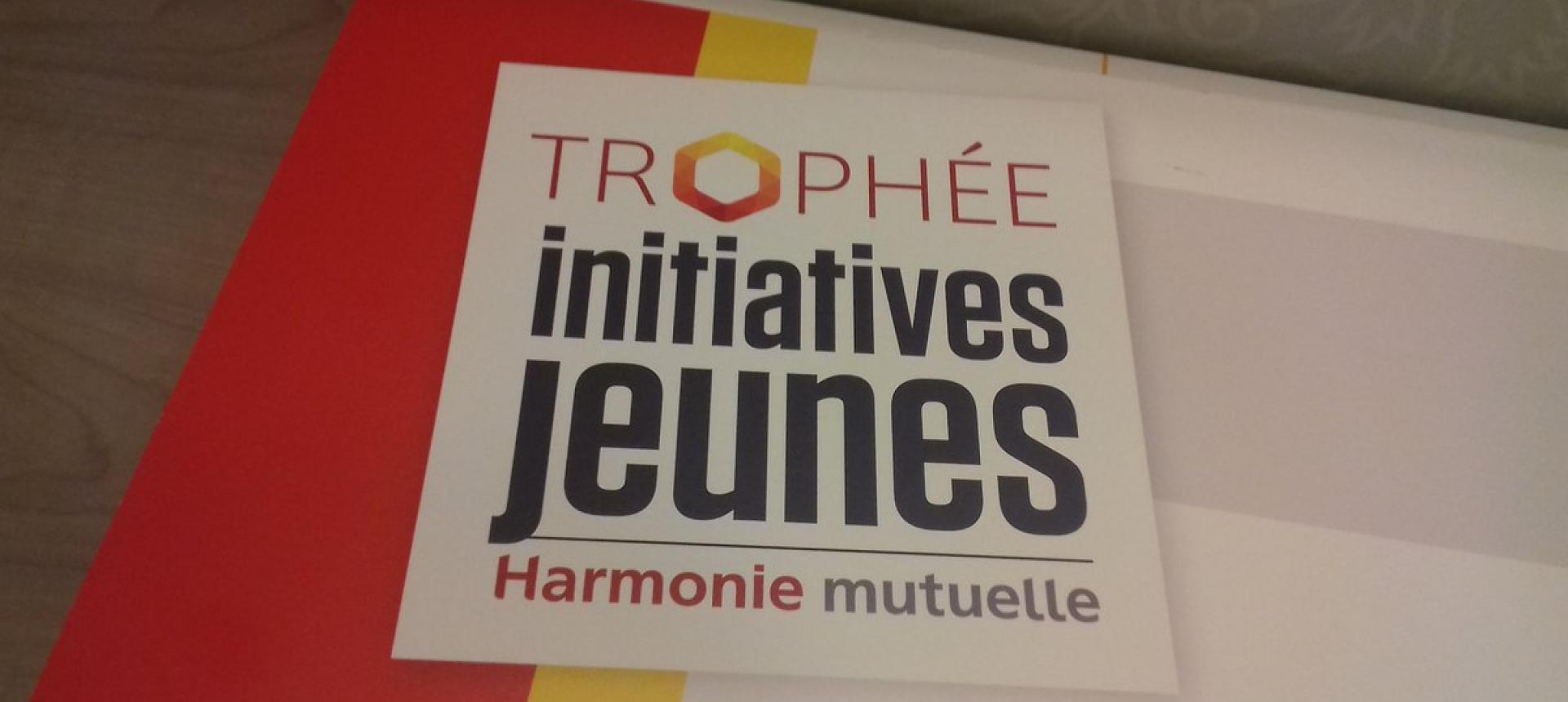 Trophée initiatives jeunes Harmonie Mutuelle
