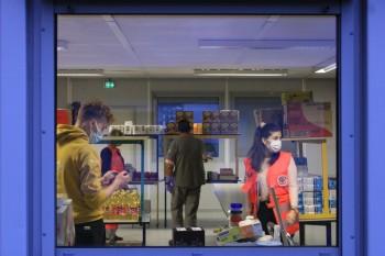 SOLIDARITÉ : Une épicerie solidaire étudiante à Dijon