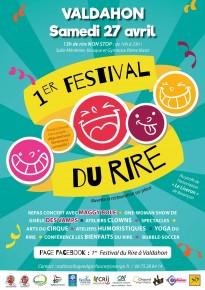 1er Festival du rire à Valdahon