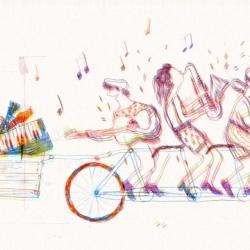 La Vélo-Scène