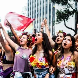 être une femme dans le Brésil de Bolsonaro