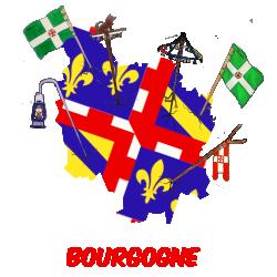 logo Bourgogne SUF/ Feu Sainte Claire
